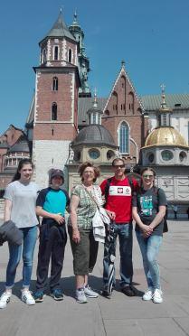 Krakow Wawel Palace