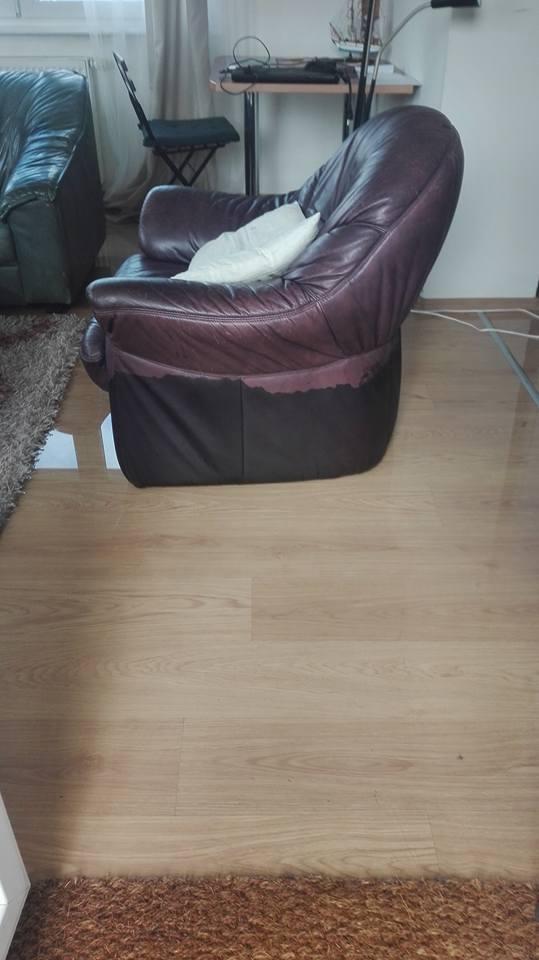 House Flood chair