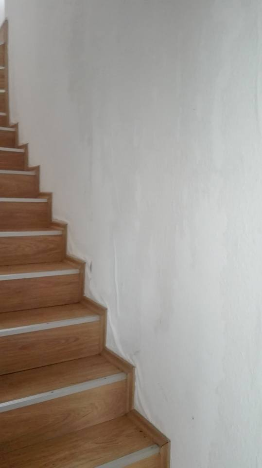 House Flood stairs