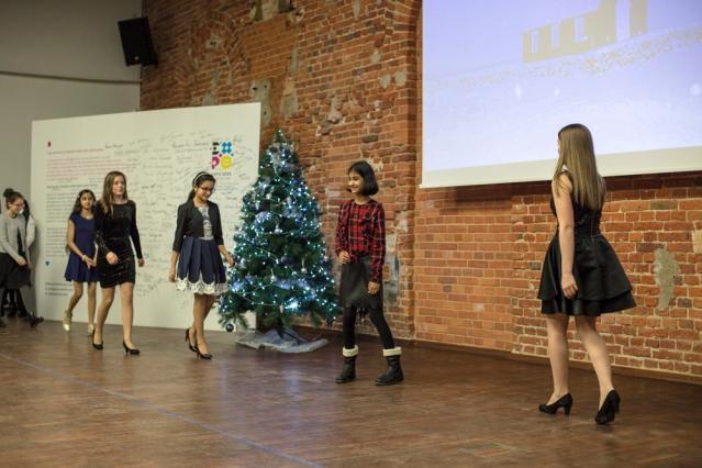 BISUL Christmas Event Kaylor