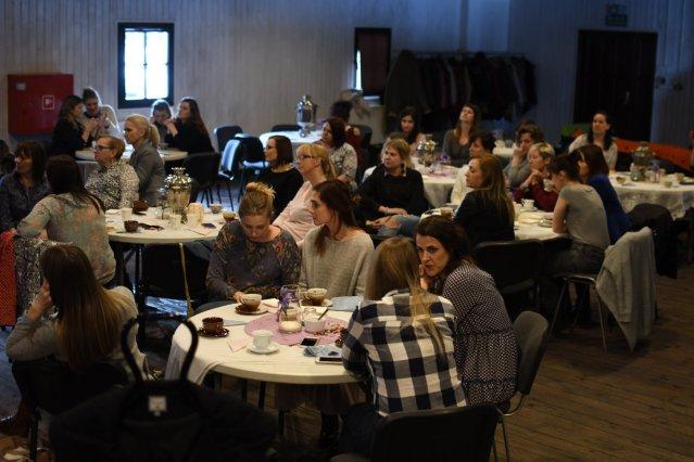 Women's Event Tea
